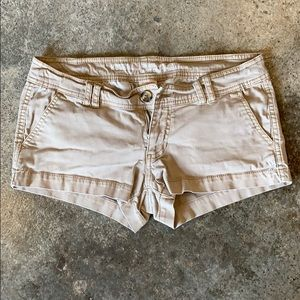 Mossimo Supply low rise short short